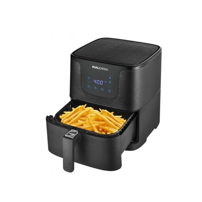 Picture of Kalorik 5.25-Qt. Digital XL Airfryer - Matte Black