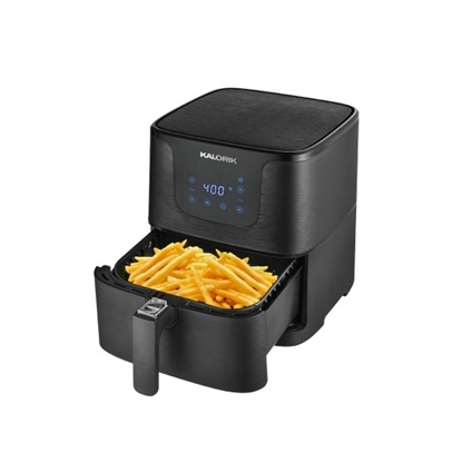 Picture of Kalorik 3.3-Qt. Digital Airfryer - Matte Black
