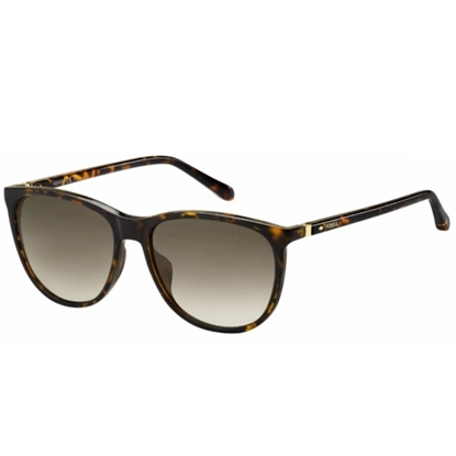 Picture of Fossil Lindenwood Sunglasses - Dark Havana/Brown Gradient