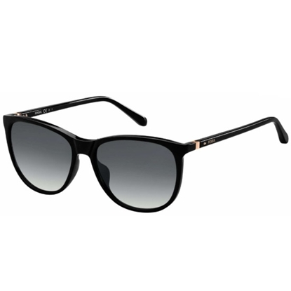 Picture of Fossil Lindenwood Sunglasses - Black/Dark Grey Gradient