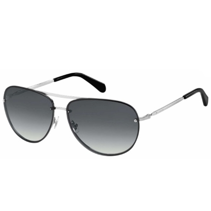 Picture of Fossil Ferndale Metal Sunglasses-  Ruthenium/Drk Grey Gradient