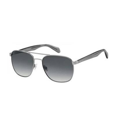 Picture of Fossil Navigator Sunglasses - Matte Ruthenium/Grey Gradient