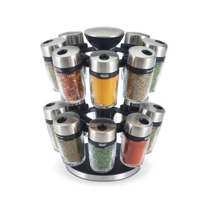 Picture of Cole & Mason 16-Jar Herb & Spice Carousel