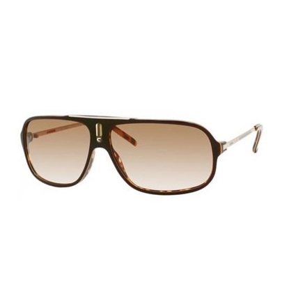 Picture of Carerra Cool Navigator Sunglasses- Brown Havana/Brown Gradient