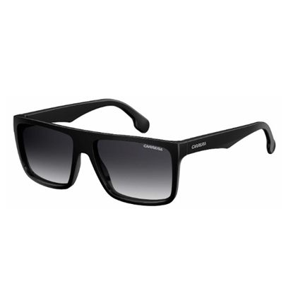 Picture of Carerra Rectangular Sunglasses - Black/Dark Grey Gradient