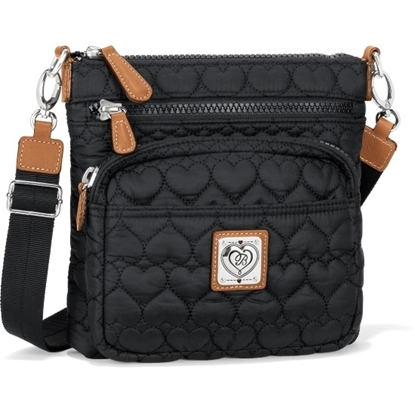 Picture of Brighton® Kallista Messenger - Black