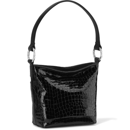 Picture of Brighton® Cherie Soft Shoulderbag - Black