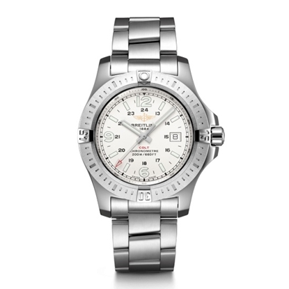 Picture of Breitling Colt Quartz - Steel with Silver Dial