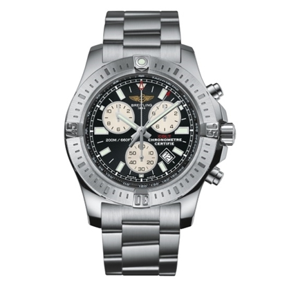 Picture of Breitling Colt Chronograph - Steel with Black Dial