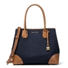 Picture of Michael Kors Mercer Gallery Medium Center Zip Tote
