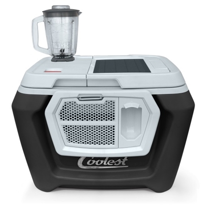 Picture of Coolest Cooler with Blender and Solar Lid