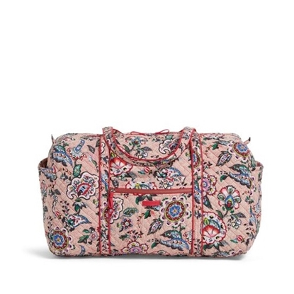 Picture of Vera Bradley Iconic Large Travel Duffel