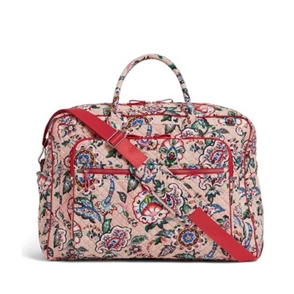 Picture of Vera Bradley Iconic Grand Weekender Bag