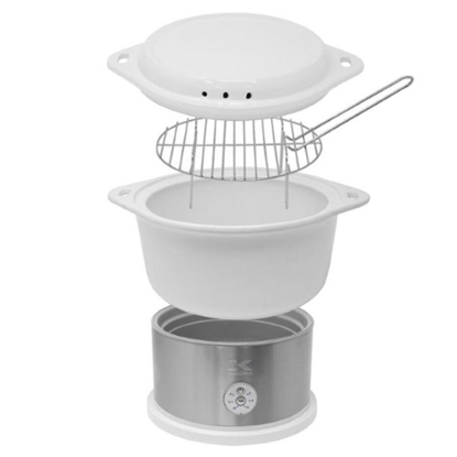 Picture of Kalorik Ceramic Steamer with Steaming Rack