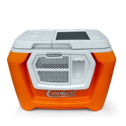 Picture of Coolest Cooler with Solar Lid