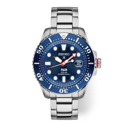 Picture of Seiko Men's Prospex PADI Special Edition Solar Diver Watch