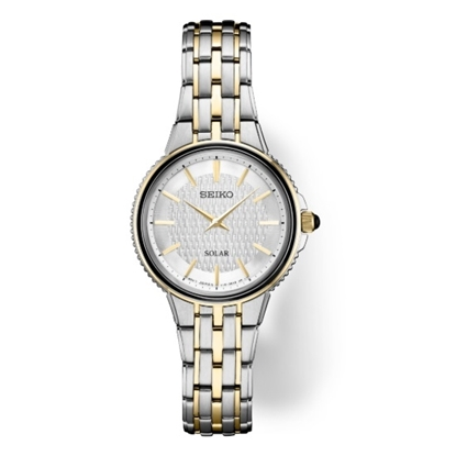 Picture of Seiko Ladies' Essentials Two-Tone Watch