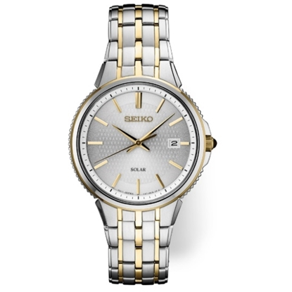 Picture of Seiko Men's Essentials Two-Tone Watch