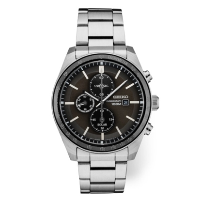 Picture of Seiko Men's Essentials Chronograph Stainless Steel Watch