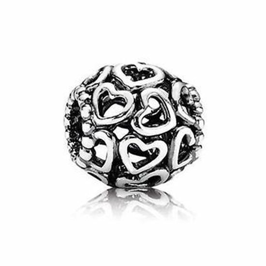 Picture of Pandora® Open Your Heart Charm
