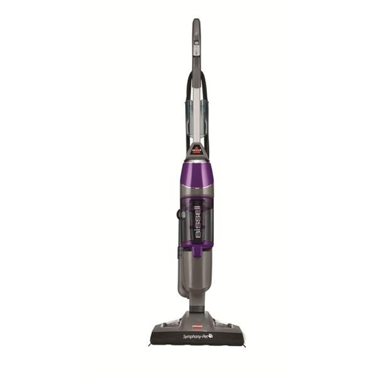 Picture of Bissell® Symphony™ Pet All-in-One Vacuum and Steam Mop