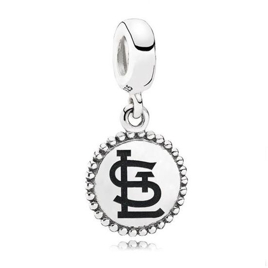 Picture of Pandora® St. Louis Cardinals Dangle Charm