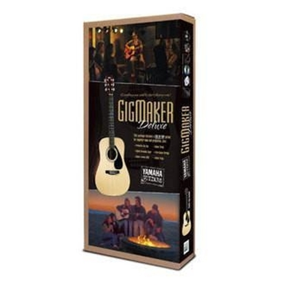 Picture of Gigmaker Deluxe Acoustic Guitar Package