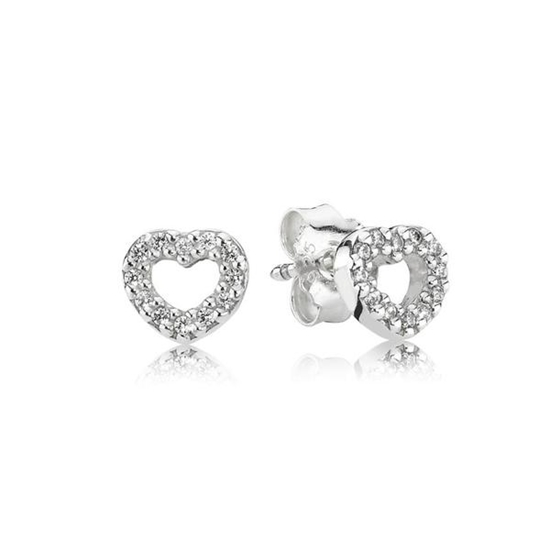 Picture of Pandora® Be My Valentine Earrings