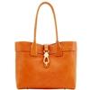 Picture of Dooney & Bourke™ Florentine Classic Large Amelie Shoulder Bag - Natural
