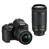 Picture of Nikon® D3500 DSLR Camera with Two Lens Kit