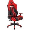 Picture of Commando Ergonomic Gaming Chair with Adjustable Gas Lift Seating and Lumbar Support