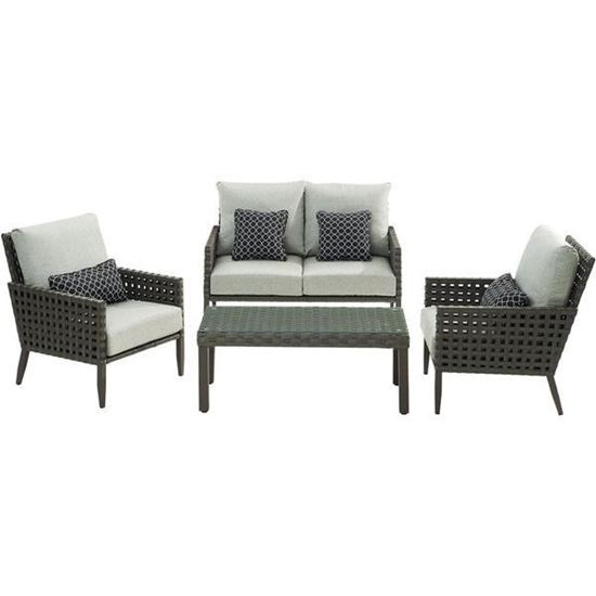 Picture of Archer 4-Piece Lounge Set