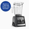 Picture of Vitamix A2500 Blender with Blending Cups Starter Kit