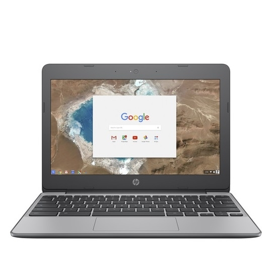 Picture of HP 11.6'' Chromebook with Intel 1.60GHz Processor