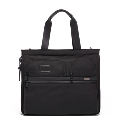 Picture of Tumi Alpha 3 Expandable Tote - Black