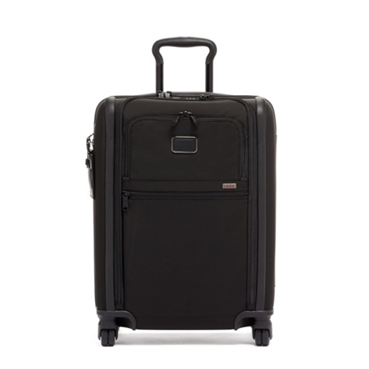 Picture of Tumi Alpha 3 International Slim 4-Wheeled Carry-On - Black