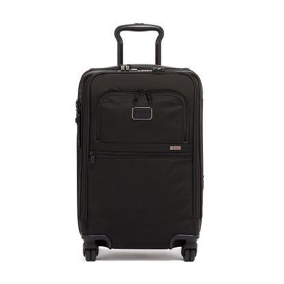 Picture of Tumi Alpha 3 International Office 4-Wheeled Carry-On - Black