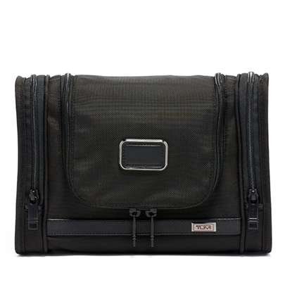 Picture of Tumi Alpha 3 Hanging Travel Kit - Black