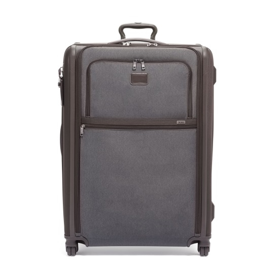 Picture of Tumi Alpha 3 Extended Trip 4-Wheeled Packing Case - Anthracite