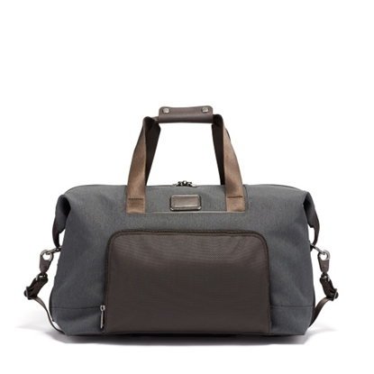 Picture of Tumi Alpha 3 Double Expansion Travel Satchel - Anthracite