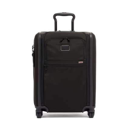 Picture of Tumi Alpha 3 Continental Expandable 4-Wheeled Carry-On - Black