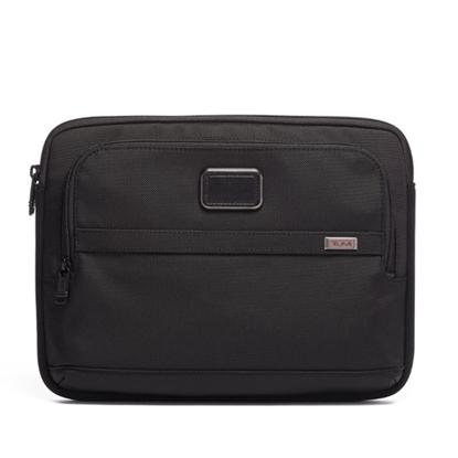 Picture of Tumi Alpha 3 Medium Laptop Cover - Black
