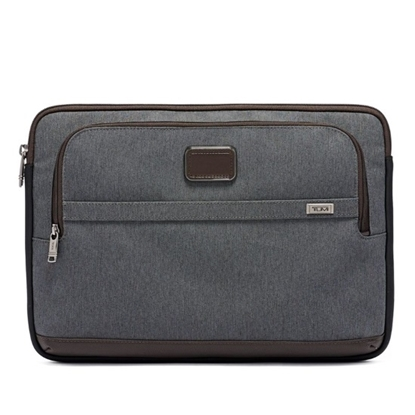 Picture of Tumi Alpha 3 Large Laptop Cover - Anthracite