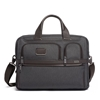 Picture of Tumi Alpha 3 Expandable Organizer Laptop Brief - Anthracite