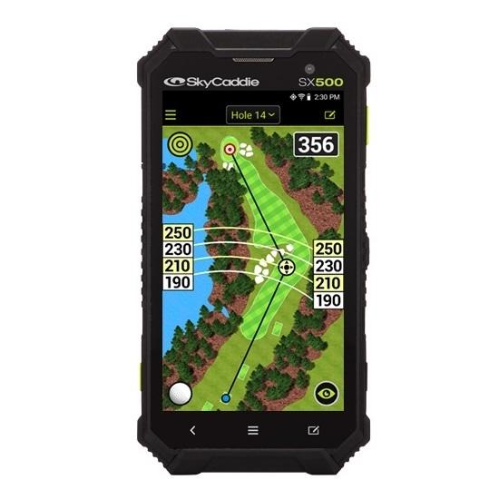 Picture of SkyCaddie SX500 Golf GPS