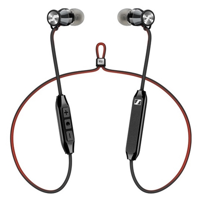Picture of Sennheiser Momentum M2 Free In-Ear Wireless Headphones - Black