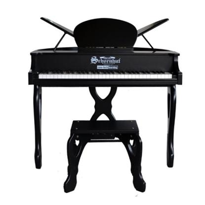Picture of Schoenhut 61-Key Digital Butterfly Piano - Black