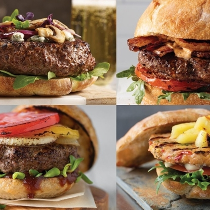 Picture of Omaha Steaks® Burger BBQ Collection