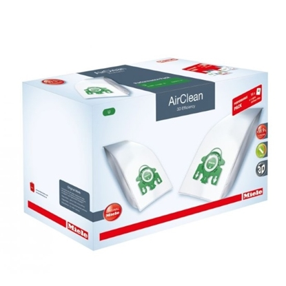 Picture of Miele AirClean 3D Efficiency U/HA30 Performance Pack