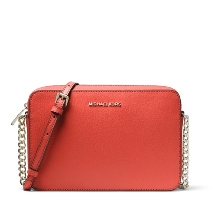 Picture of Michael Kors Large E/W Crossbody - Sea Coral